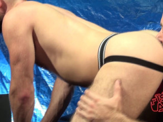 Pretty Face & Destroyed Hole - Part 1 - Aiden Hart & HungerFF