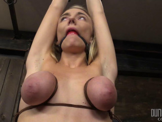 Dungeon Corp - Molly Mae - Beast Punishing Beauty part 2