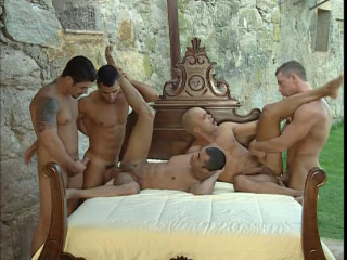 Group Sex Collection With Double Anal