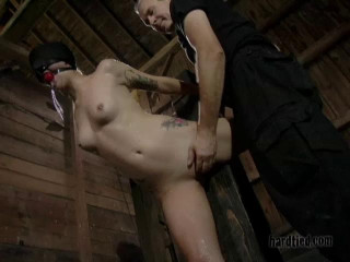 Hardtied Extraordinary String Restrain bondage vid 31
