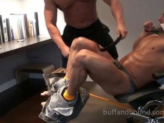 BuffAndBound Mike Buffalari - Webcam Onslaught