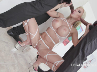 Barbie Sins Gets 2 Bbc