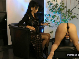 Mistress-Zita - Ejaculation for Me - Part 2 - HD 720p