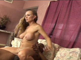 A Black Cock for the MILF