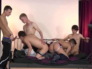 5 Ultra-kinky Folks All Eager for It!