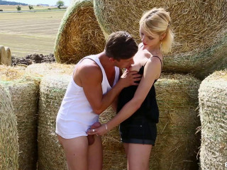 Morning Bisexous Surprise on a Farm