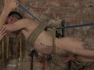 Milking Out His Precum (Ashton Bradley, Timmy Treasure)