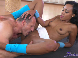Noemilk - Yoga Master Plays With Black Teen (2016)
