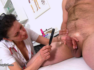 Small Cock Bj Feat Stockings Doctor Lady Bojana
