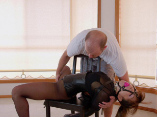 Inverted Chair Hogtie