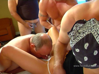 Mandy Monroe - Second Gangbang & Mass ejaculation