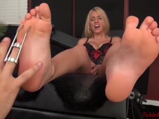 Tickle Abuse - Scarlet POV Tickle