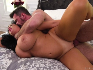 Sybil Stallone Anal, Holy Shit How Big Are These Tits - FullHD 1080p