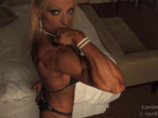 Lorena Inarra - Fitness Model