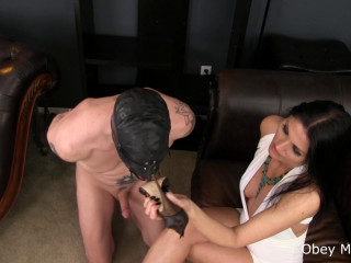 Obey Melanie - You Will Eat Your Cum