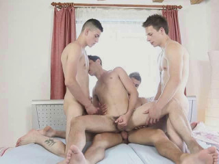 German Anal Holiday & Orgy