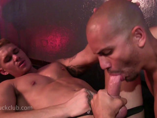 Antonio Biaggi and Tate Ryder