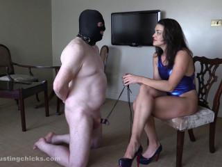 Ballbustingchicks - Hunteress - If You Like Women