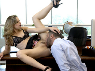 Jillian Janson - Office Rumors FullHD 1080p
