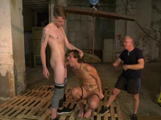 Hot 3some Sebastian Kane, Casper Ellis & Leo Ocean (1080p)