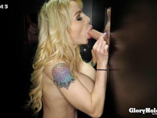 Danielle D's First Gloryhole - Nov 10, 2017