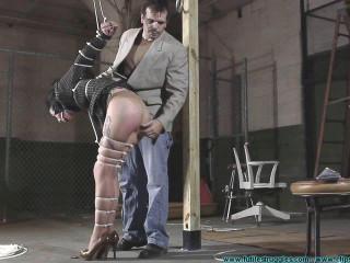 Employee Discipline Nyxon Rope Alternative - Extreme, Bondage, Caning