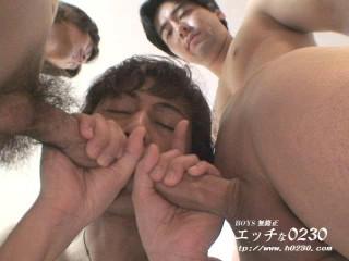 Satoshi, Minoru & Makoto