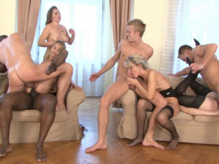 Orgy Mansion Adult Social Field