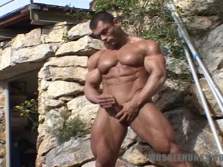 MuscleHunks - Ted Durban - Nothing But Views