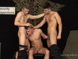 STR8Hell - Borek, Filip and Honza - Airoport Security