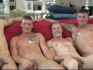 Hot Anal Recruits