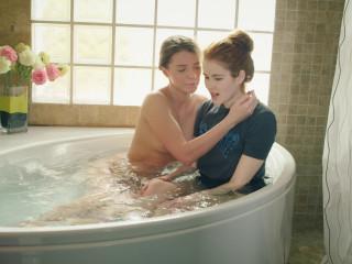 Adel C, Kalisy - Lesbian Stories Vol 2 Gig 3 - Flirtatious FullHD 1080p