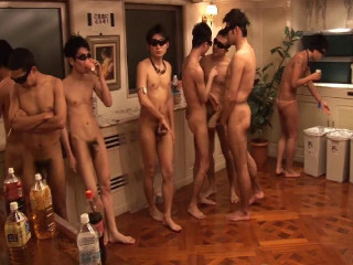 First-ever Wildest 108-Persons Goggled Orgy! - Disc 1 of 3