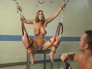 Excruciating Enjoyment Of Devon's Predicament bondage