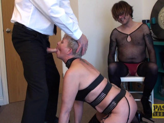 Annihilated In Front Of Cuck Hubby - Scarla Swallows - Full HD 1080p