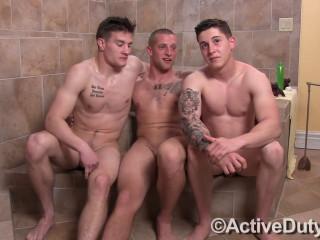 Niko, Shea and Tito