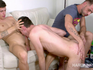 HK - Abraham Montenegro, Alec Loob and Dani Hernandez - Nasty Youthfull Alphas