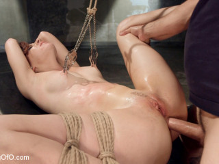 Anal Slave Training Audrey Holiday