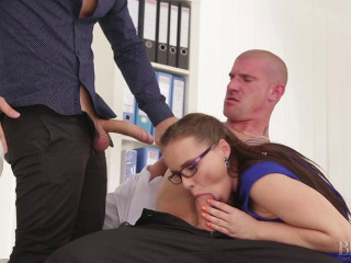 Bi-curious Creampie Adventures 8