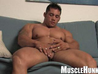 Musclehunks - Bill Baker
