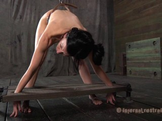 Infernalrestraints - Feb 1, 2013 - Goddess of Pain - Elise Graves - Cyd Black