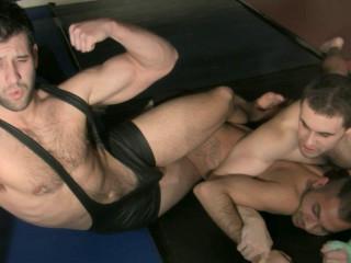 Muscle Predominance Grappling – S07E07 – Tag Crew Torture 3