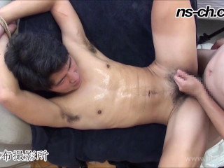 手縄縛りSEX!!(聡君編)