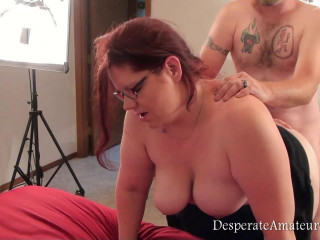 bbw milf sky returns back