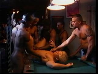 Black Leather Gang Bang - (1997 Year)