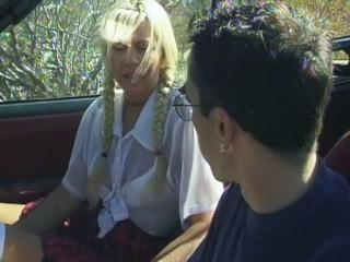 Mike picks up Kelsey
