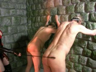 Mistress Rebekka's Butt Slut Brigade - Pegging Punishment