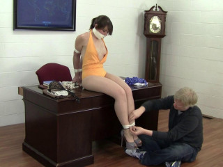 Elizabeth Andrews Bathing Suit Bound By The Boss