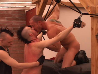 Fetish Collection With Leathermen