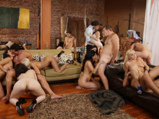 Orgy - pt.2 The Xxx Championship cd.2